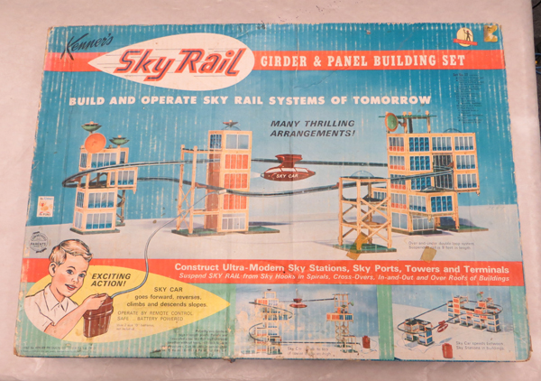Sky Rail Construction Toy